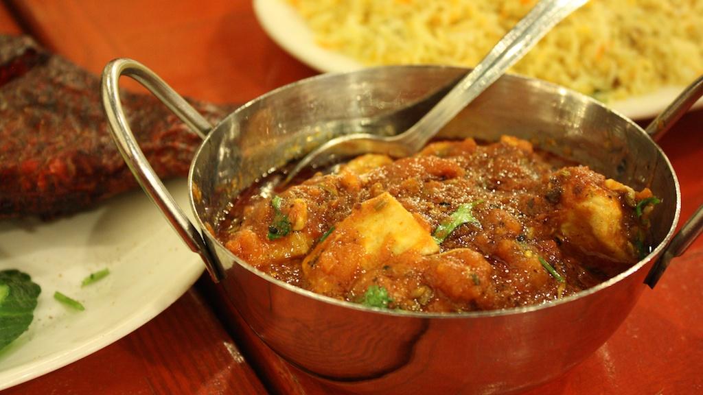 chicken achar karahi